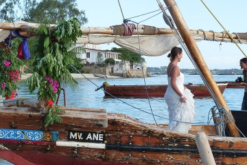 Zanzibar Local Wedding and Honeymoon Party